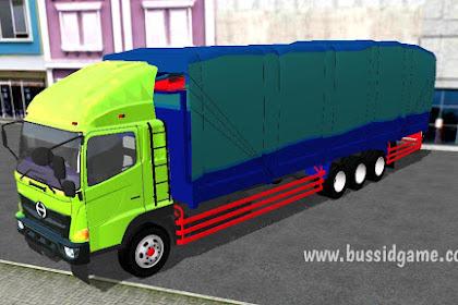 Mod Truck Hino Triball Sumatra Style By MTSA Team