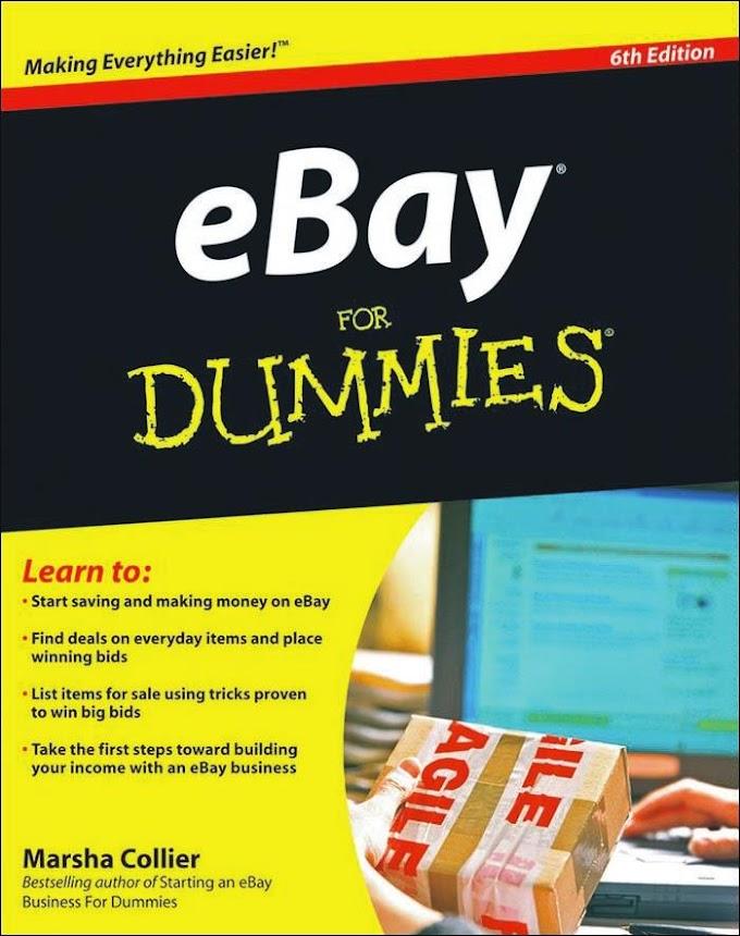 eBay For Dummies, 6th Edition
