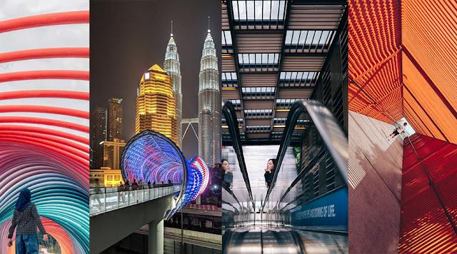 4 Jambatan Cantik Untuk Bergambar Bagi Kaki Instagram