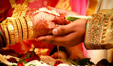 register their marriage in India