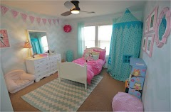 Blue Bedrooms For Teenage Girls