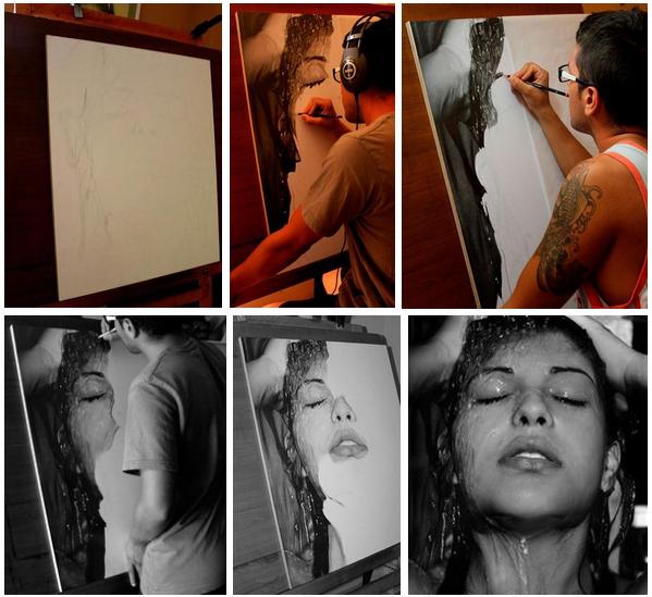 amazing pencil drawings by diego fazio club drawings paintings