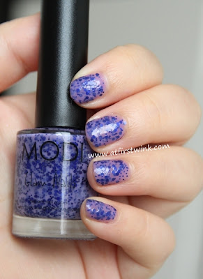 Modi nail polish 78 - Beautiful stranger