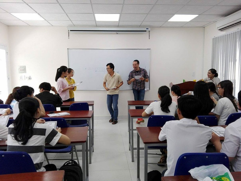 Trau dồi thêm kỹ năng tiếng Anh - bài học sinh viên cần nắm vững
