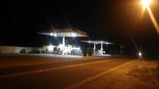 Posto de combustíveis é assaltado na noite desta segunda em Nova Floresta
