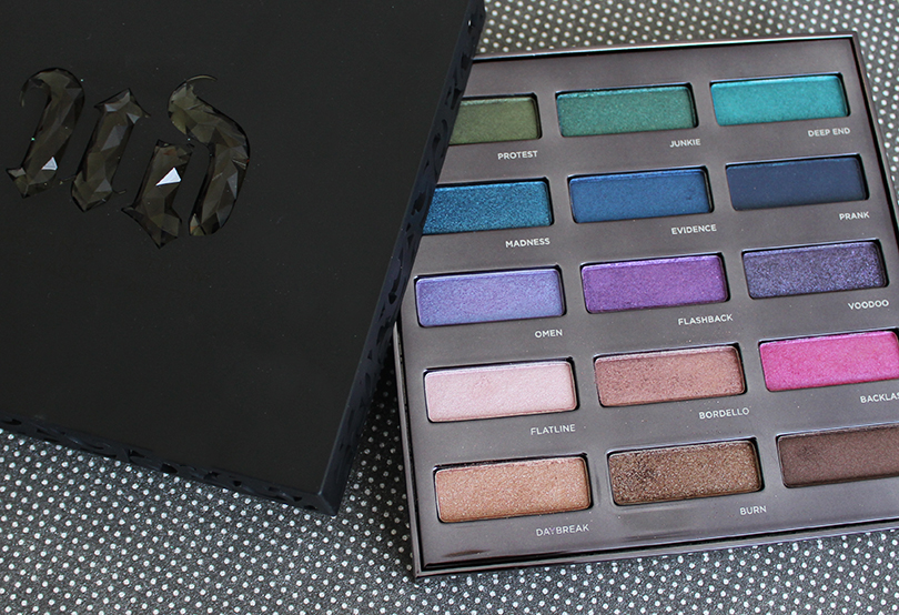 Sephora Sale: Urban Decay Spectrum Palette Review & Swatches!