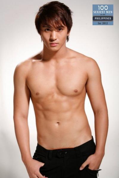 Man Central Nico Ibaviosa Shirtless-5784