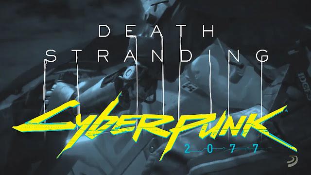 تحديث جديد للعبة Death Stranding يضيف مهام ومعدات Cyberpunk 2077