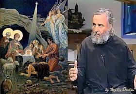 π. Κωνσταντίνος Στρατηγόπουλος:   Το νόημα των Χριστουγέννων   και οι καθημερινές προεκτάσεις