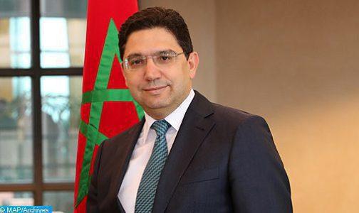 الأمم المتحدة: السيد بوريطة يسلط الضوء على المساهمة الكبيرة لميثاق مراكش للهجرة