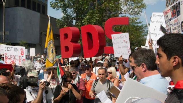 Sindicato de 310.000 trabajadores canadienses boicotea a Israel