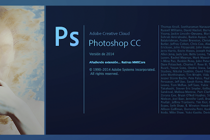 Download Software Adobe Photoshop CC for Computer or Laptop