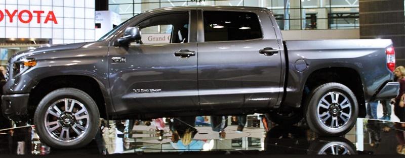 2018 Toyota Tundra Truck Trd Models Design
