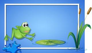 La rana Rocky quiere ser alta