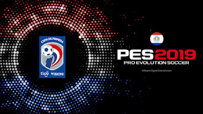 PES 2019 PS4 Option File Copa de Primera Paraguay Season 2018/2019