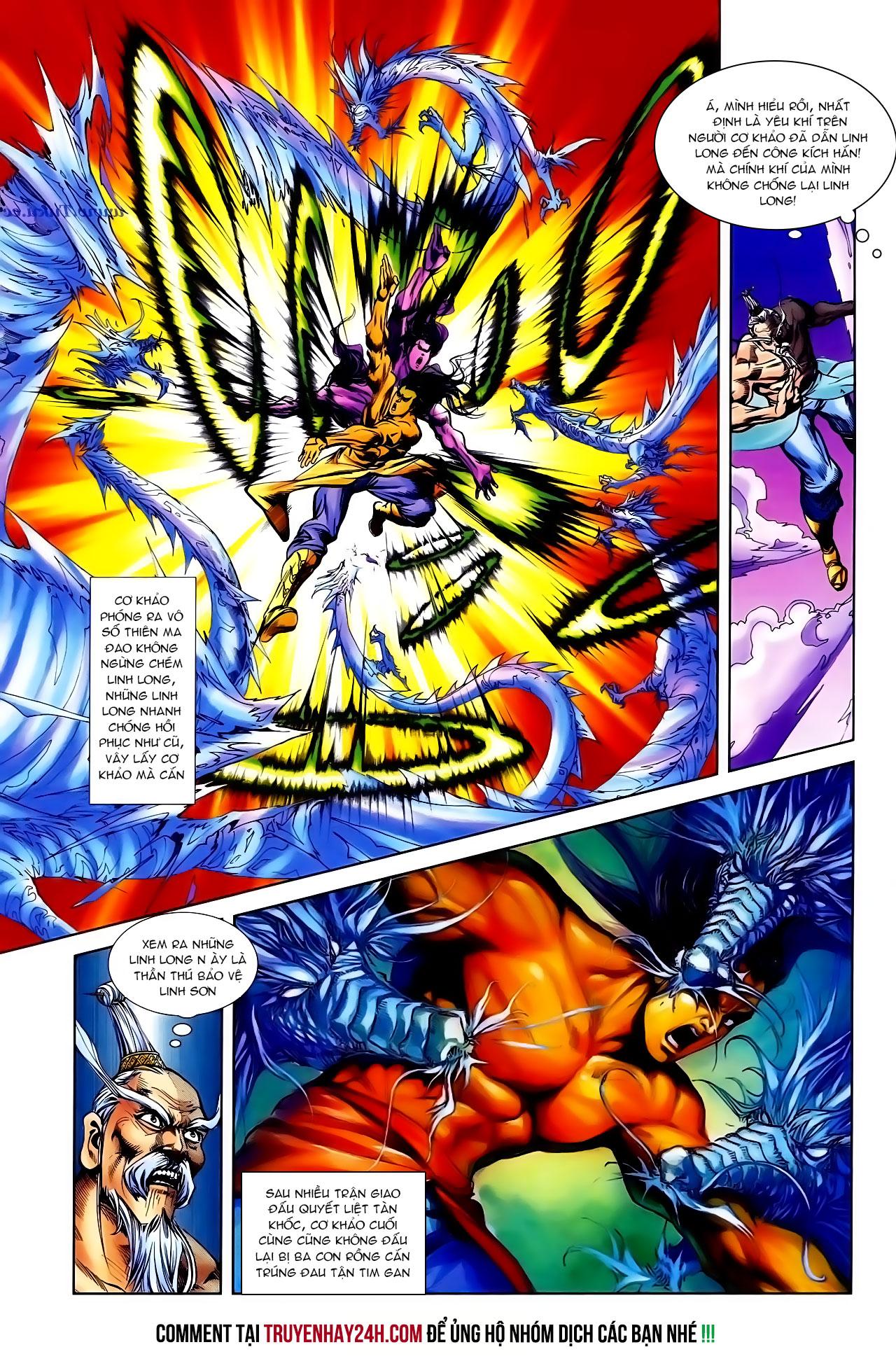 Cơ Phát Khai Chu Bản chapter 103 trang 10