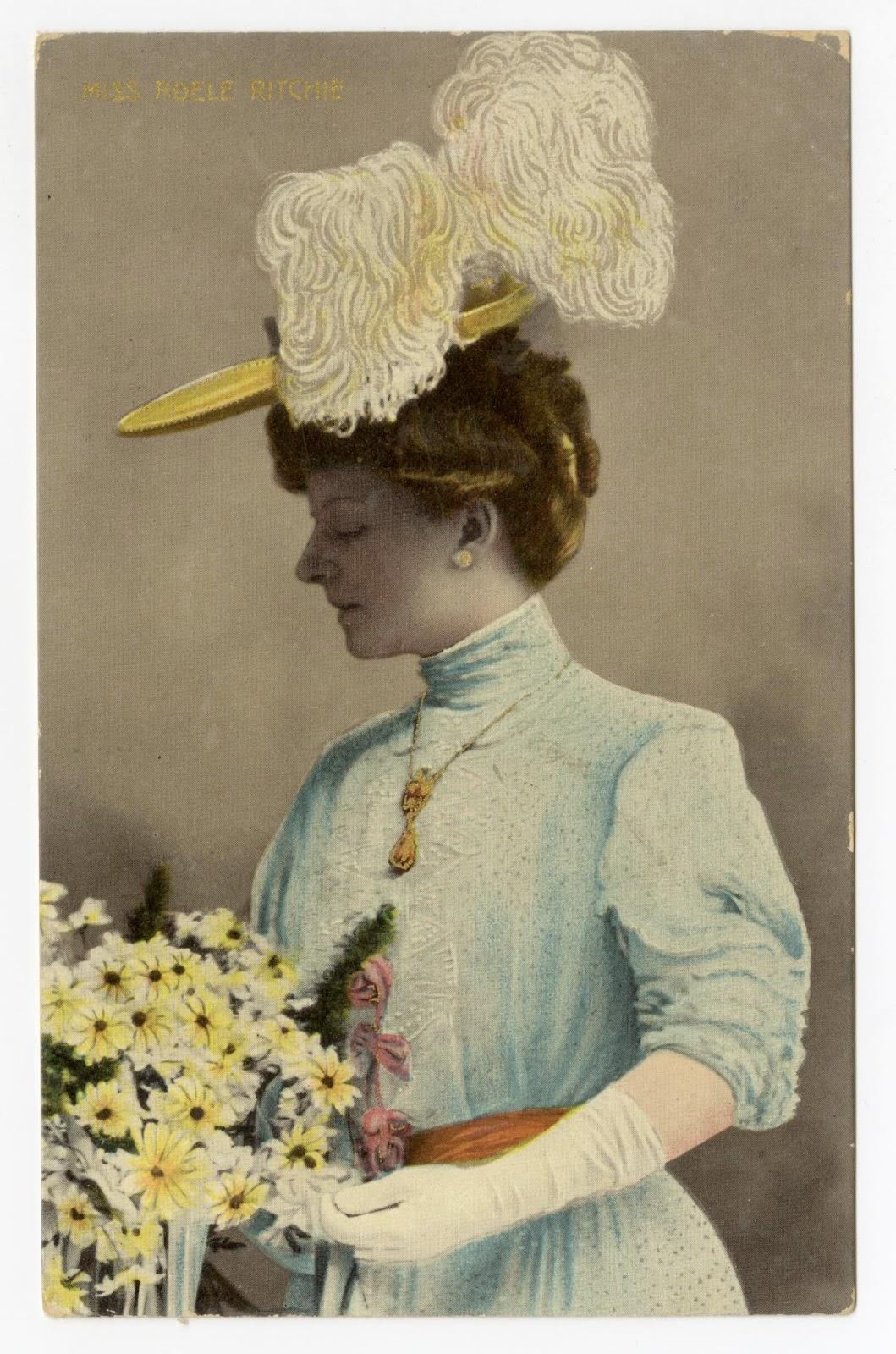 Adele colorized portrait