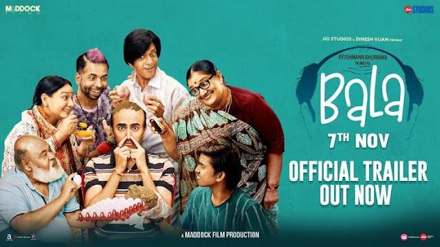 Bala (2019) Hindi Movie Download   How to Download Bala Movie