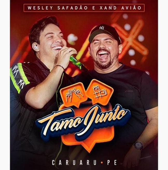 Wesley Safadão e Xand Avião ao vivo em Caruaru-PE  - Baixe agora!