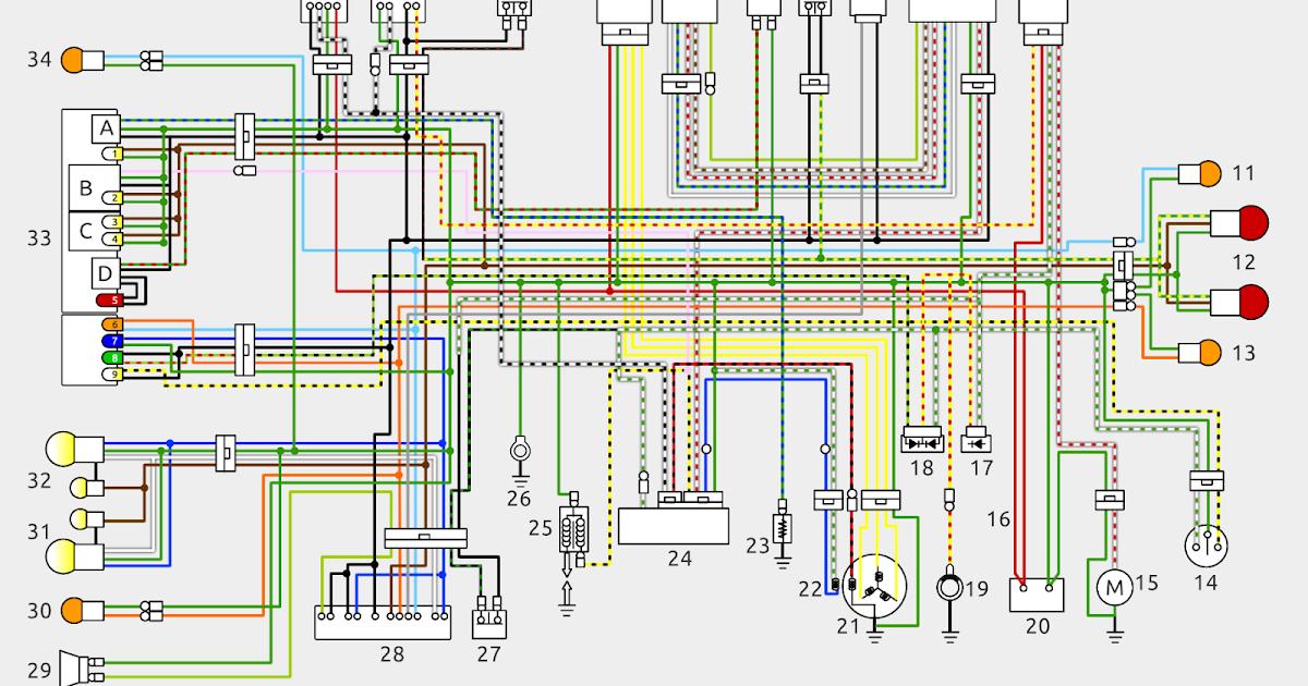 honda rebel ignition wiring diagram