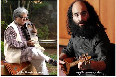 Dhruba Ghosh and Kiya Tabassian
