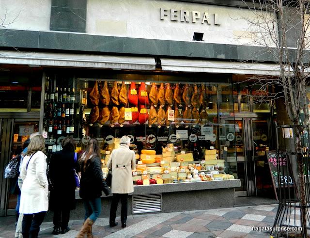 casa Ferpal, Madri