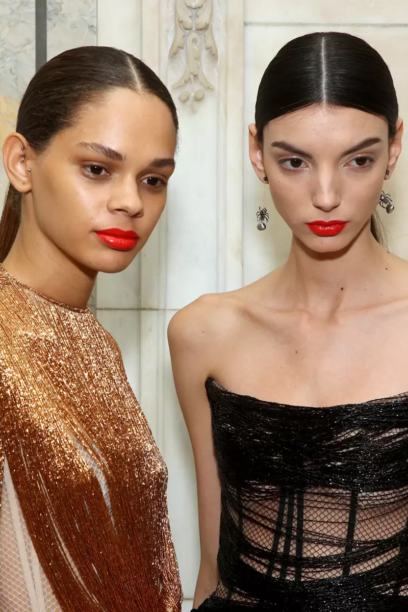 These are the biggest beauty looks of Autumn/Winter 2020, fresh from the runway