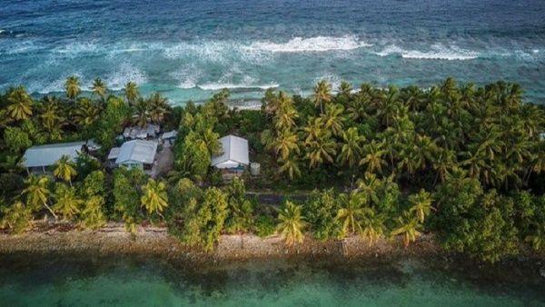 ONU alerta efectos de cambio climático para Estados insulares