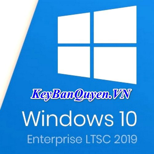 Mua bán key Windows 10 LTSC Enterprise bản quyền Full 32bit và 64 Bit.