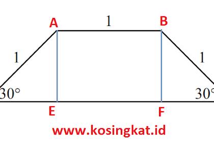 Kunci Jawaban Matematika Kelas 8 Halaman 40 - 42 Ayo Kita Berlatih 6.4