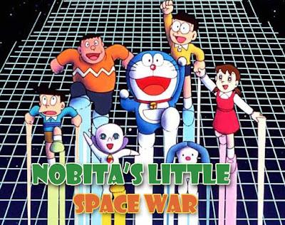 DORAEMON IN NOBITA'S LITTLE SPACE WAR FULL MOVIE IN HINDI FREE DOWNLOAD HD