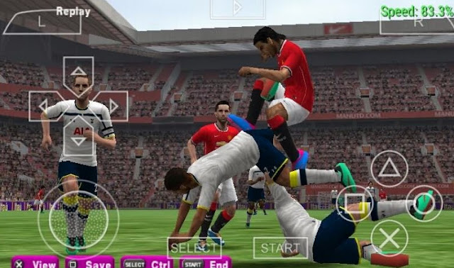pes 2016 psp android