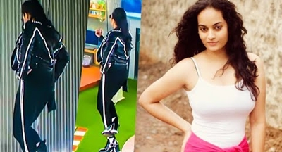 Bigg Boss: Suja Varunee is the New Entry To House