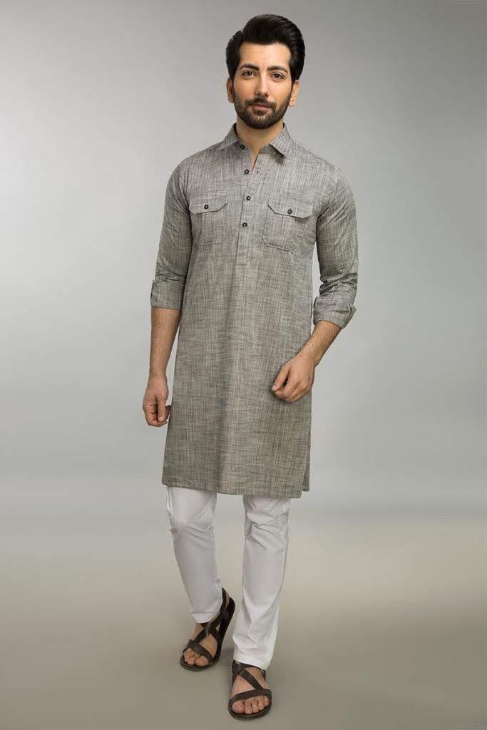 Eid-ul-Fitr 2020 Shopping | Gul Ahmed Gents wear Kurta & Shalwar Kameez