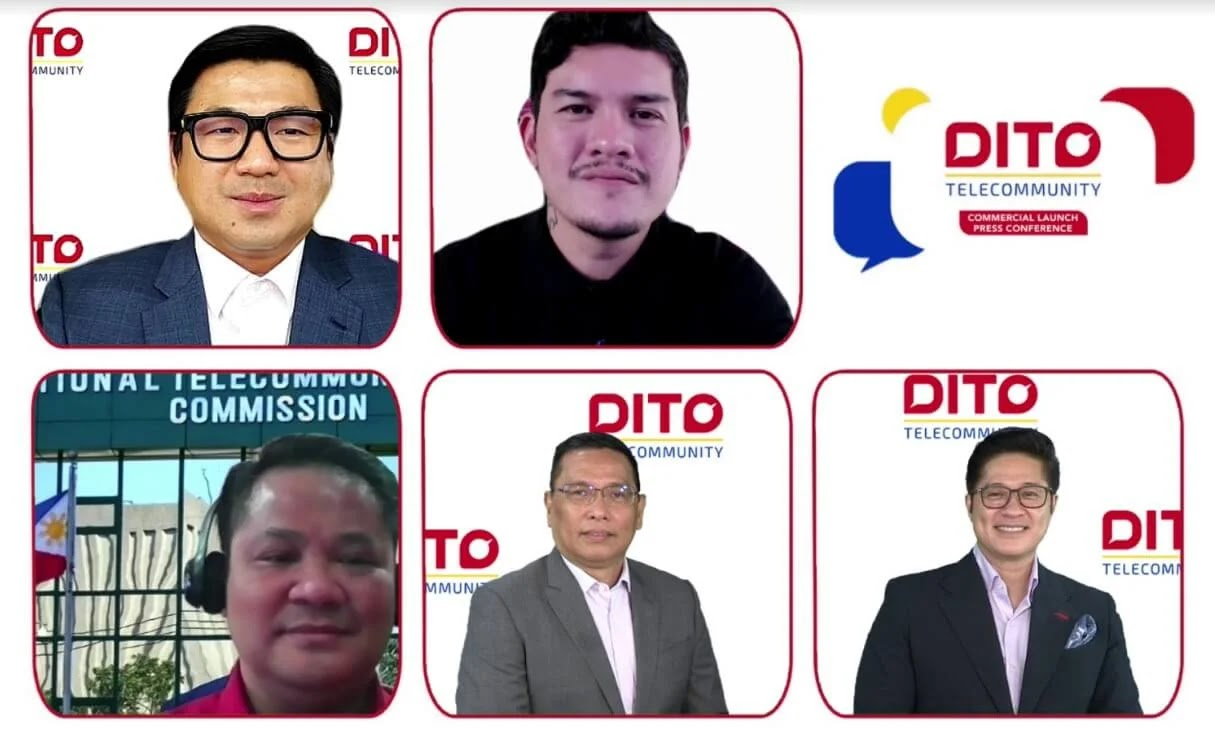 DITO Telecommunity  Officially Launches in Visayas and Mindanao