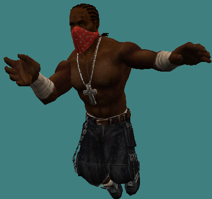 Skin Player - Grand Theft Auto (GTA)
