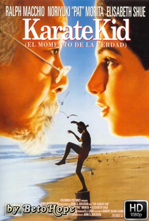 Karate Kid: El Momento De La Verdad [1984] [Latino-Ingles] HD 1080P [Google Drive] GloboTV