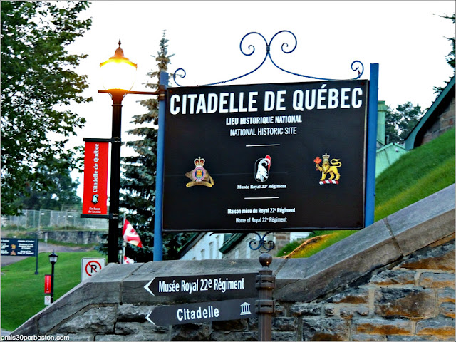 Cartel de la Ciudadela de Quebec, Canadá