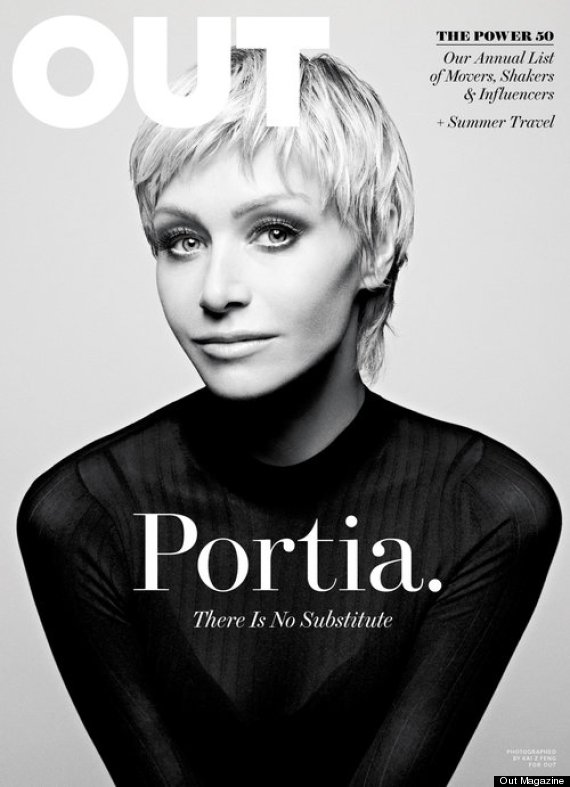Everything Portia de Rossi Has Said About Her Relationship ...
