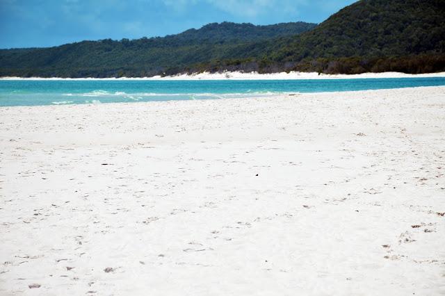 whitehaven beach whitest sand australia