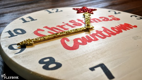 Christmas Countdown diy project