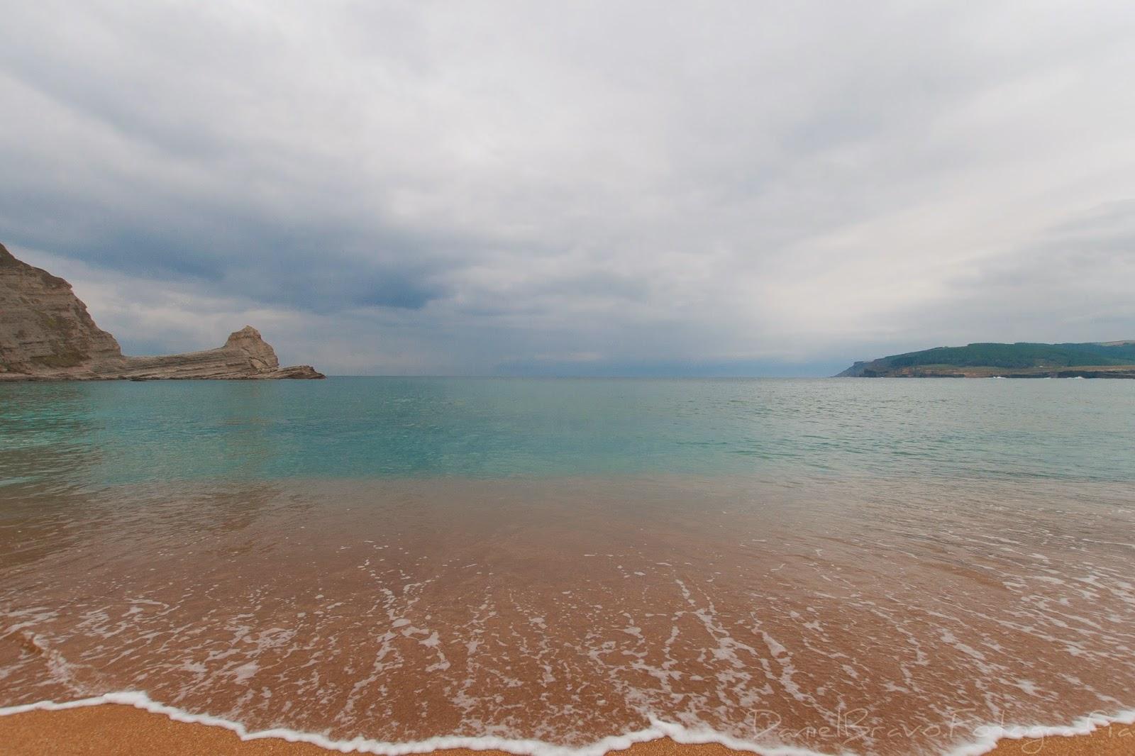 playa, arena, playa, mar, olas, Loredo, Langre, Somo, Cantabria, Santander