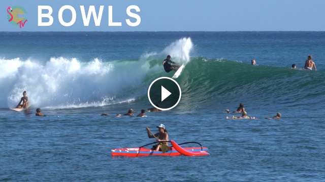 Ala Moana BOWLS Surf RAW 4K October 2020