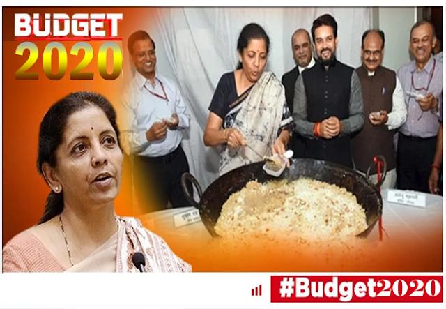 halwa ceremony, budget ceremony, budget 2020 halwa ceremony,