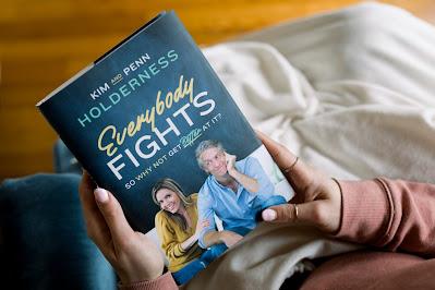 #everybodyfightsbook #kimandpenn #holdernessfamily