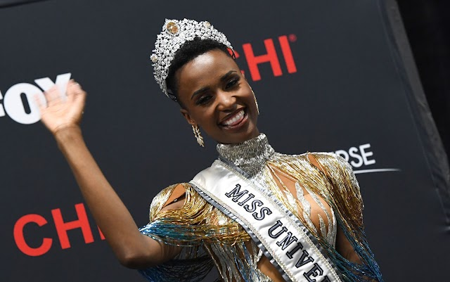 Sul-africana é coroada Miss Universo 2019