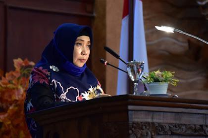 Banggar DPRD Setujui Perda Pertanggungjawaban APBD 2019, Wagub Apresiasi DPRD NTB