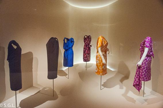 Vestidos Museo Balenciaga