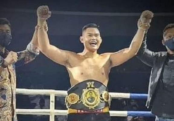 Anggota TNI Pukul David Koswara Hingga Terjatuh