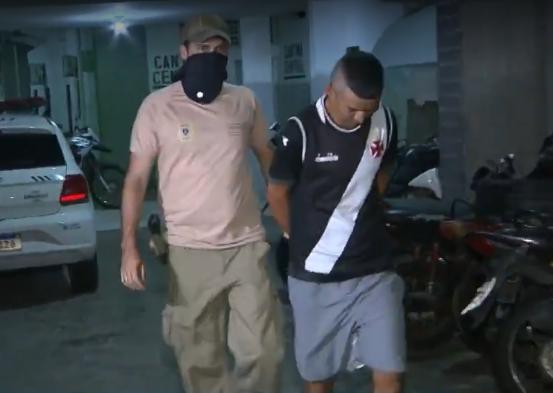 Preso em Queimadas, miliciano Almir Rogério deverá ser transferido para o RJ